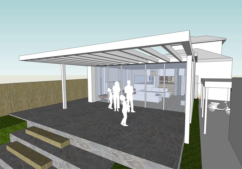 0093 3D terrace upper