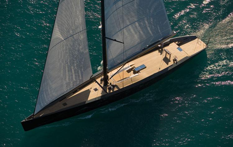 20/09/2006 - Ancona (ITA) - Super Yachts - Wally Yacht - Wally 143 - Esense***20/09/2006 - Ancona (ITA) - Super Yachts - Wally Yacht - Wally 143 - Esense