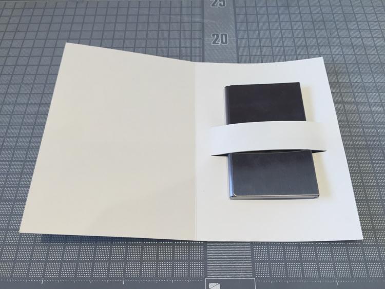 architect christmas 2014 2 card holder