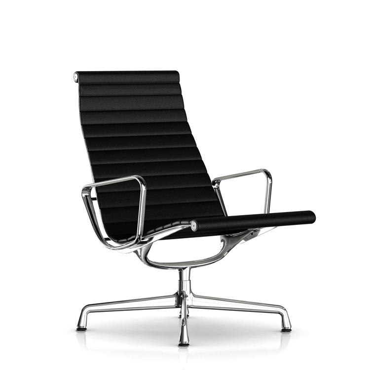 eames aluminium group lounge journal